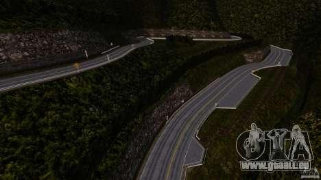 New Akina pour GTA 4 cinquième écran