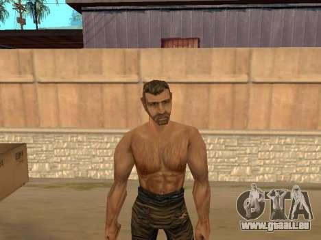 Pak-Skins aus Gothic 1 für GTA San Andreas fünften Screenshot