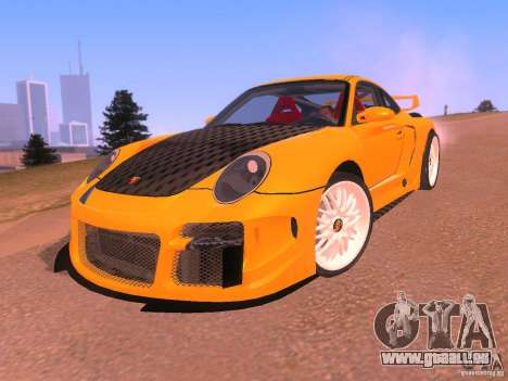 Porsche 911 Turbo Tuning pour GTA San Andreas