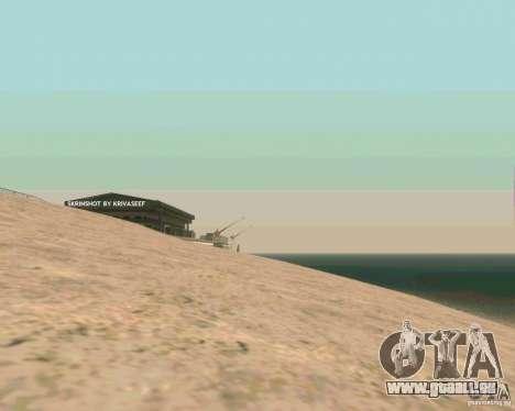 Young ENBSeries pour GTA San Andreas troisième écran