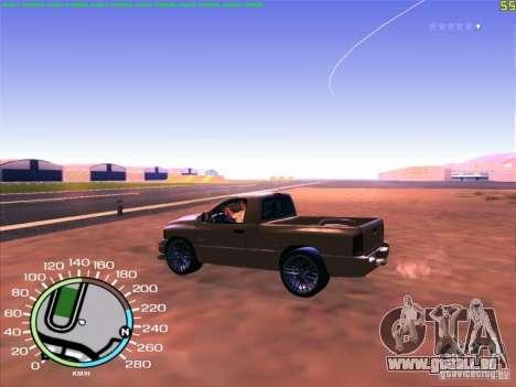 FPS De-Limiter CLEO für GTA San Andreas dritten Screenshot