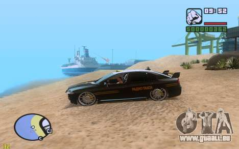 ENBSeries By VadimSpiridonov v.0.2 pour GTA San Andreas quatrième écran