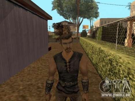 Pak-Skins aus Gothic 1 für GTA San Andreas