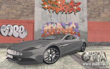 Réflexion nouvelle sur la voiture pour GTA San Andreas troisième écran