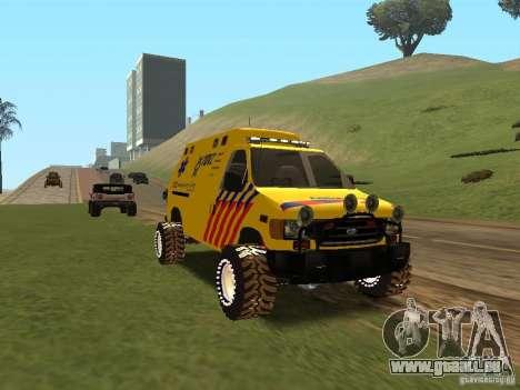 Ford E-150 für GTA San Andreas