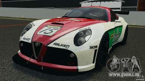 Alfa Romeo 8C Competizione Body Kit 1 pour GTA 4
