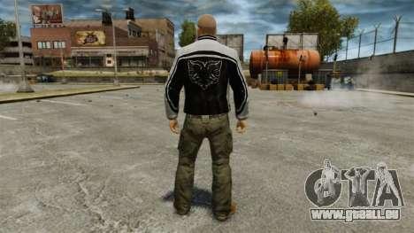 Vin Diesel pour GTA 4 troisième écran