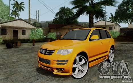 Volkswagen Touareg R50 Light für GTA San Andreas