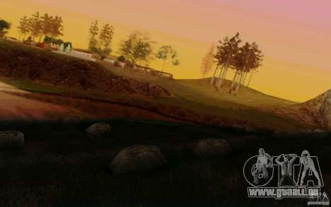 Sa_RaNgE mögliche v3. 0 für GTA San Andreas elften Screenshot