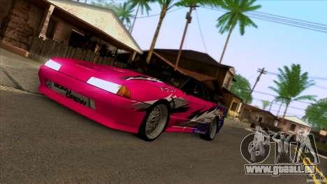 SA Beautiful Realistic Graphics 1.3 pour GTA San Andreas troisième écran