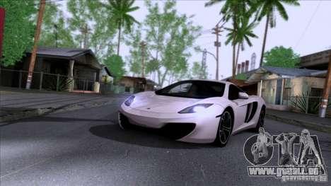 SA Beautiful Realistic Graphics 1.3 für GTA San Andreas zweiten Screenshot