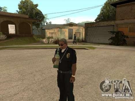 Reality GTA v1.0 pour GTA San Andreas quatrième écran