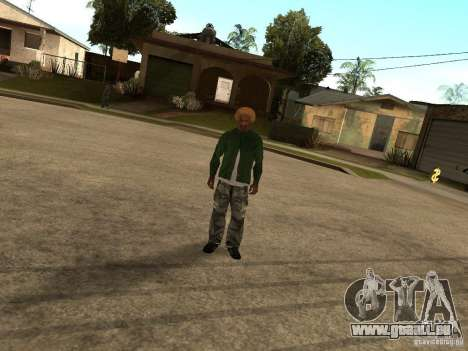 Respawn pour GTA San Andreas