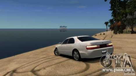 Toyota Chaser x90 für GTA 4 hinten links Ansicht