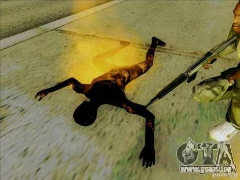 Verkohlten Leichen für GTA San Andreas