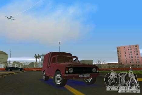 IZH 2715 pour GTA Vice City