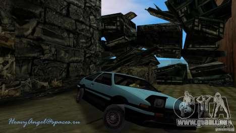 Toyota Trueno Sprinter für GTA Vice City