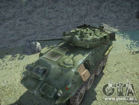 Coyote Reconaissance Vehicle für GTA 4