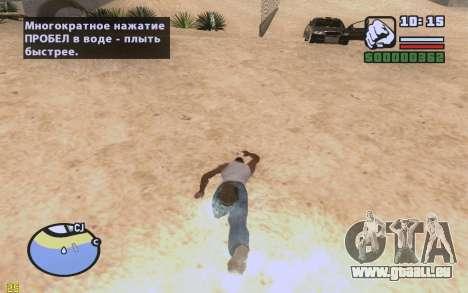ENBSeries By VadimSpiridonov v.0.2 pour GTA San Andreas septième écran