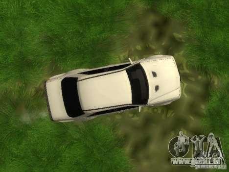 Mercedes-Benz W124 BRABUS pour GTA San Andreas vue de droite