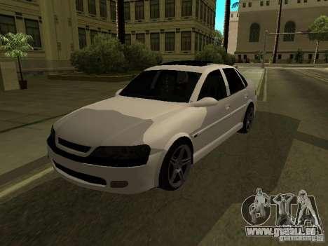 Opel Vectra B für GTA San Andreas