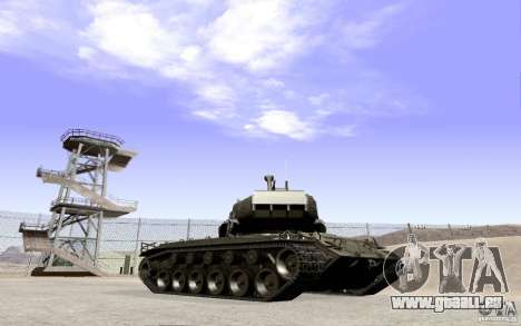 T26 E4 Super Pershing v1.1 für GTA San Andreas