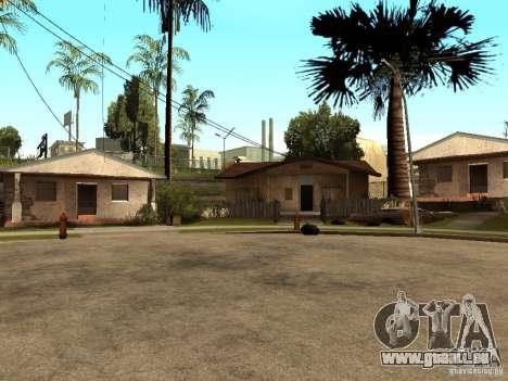 Respawn pour GTA San Andreas deuxième écran