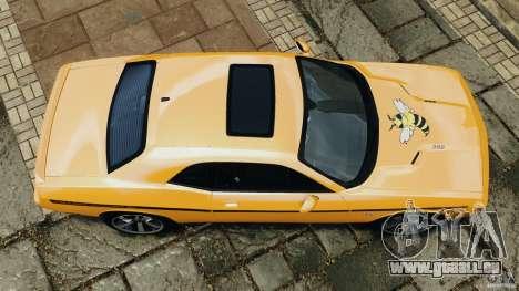 Dodge Challenger SRT8 392 2012 [EPM] pour GTA 4 est un droit