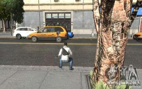 Desmond Meilen von AC3 für GTA 4 sechsten Screenshot
