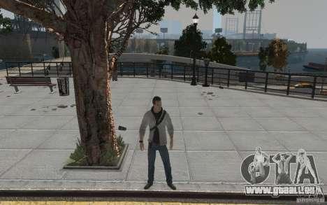 Desmond Miles de AC3 pour GTA 4