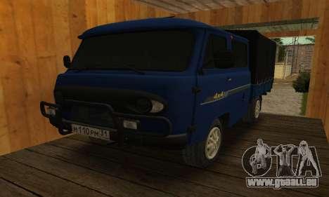 UAZ 39094 Fermer pour GTA San Andreas