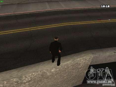 Nouvelles animations pour GTA San Andreas troisième écran
