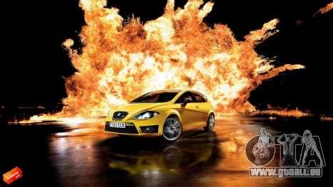 Loadscreens cars pour GTA San Andreas