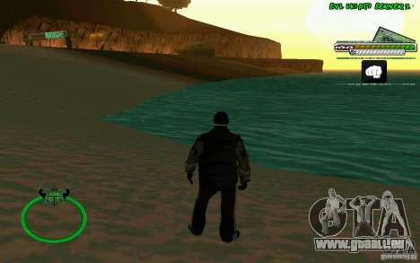 Bomje & Gop pour GTA San Andreas quatrième écran