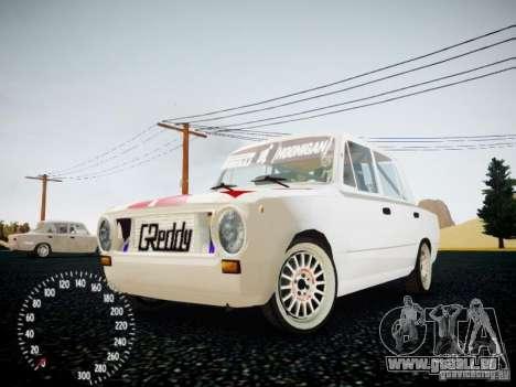 Vaz-2101 Drift Edition pour GTA 4