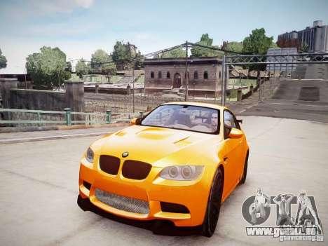 BMW M3 GT-S pour GTA 4 est un droit