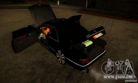 Mercedes-Benz CE 320 für GTA San Andreas Seitenansicht