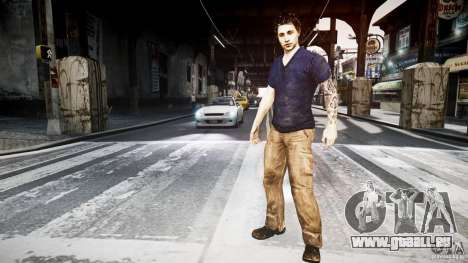 Jason Brodie pour GTA 4 troisième écran