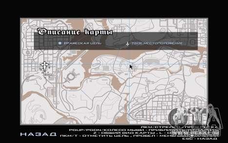 GTA V map pour GTA San Andreas sixième écran