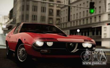 Alfa Romeo Montreal 1970 für GTA San Andreas