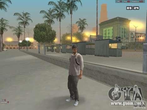 Skin Hipster v1.0 pour GTA San Andreas troisième écran