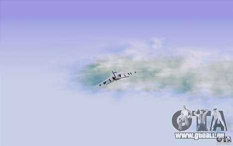 Sky Box V2.0 pour GTA San Andreas cinquième écran
