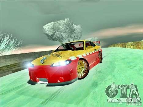 Nissan Silvia S15 Calibri-Ace pour GTA San Andreas