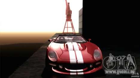 Shelby Series 1 1999 pour GTA San Andreas vue de côté