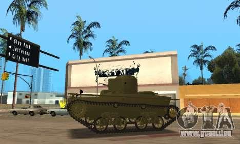 T-38 für GTA San Andreas