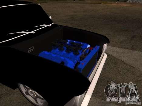 Moskvitch 408 Style supplémentaire pour GTA San Andreas vue de droite