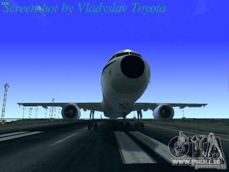 Airbus A320-214 Alitalia v.1.0 pour GTA San Andreas moteur