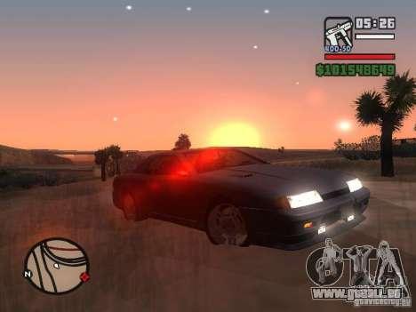 Neue Elegie für GTA San Andreas rechten Ansicht