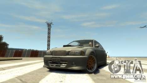 Sentinel Grand Sport pour GTA 4