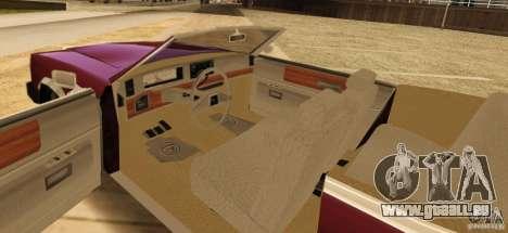 Feltzer HD v2 für GTA San Andreas zurück linke Ansicht